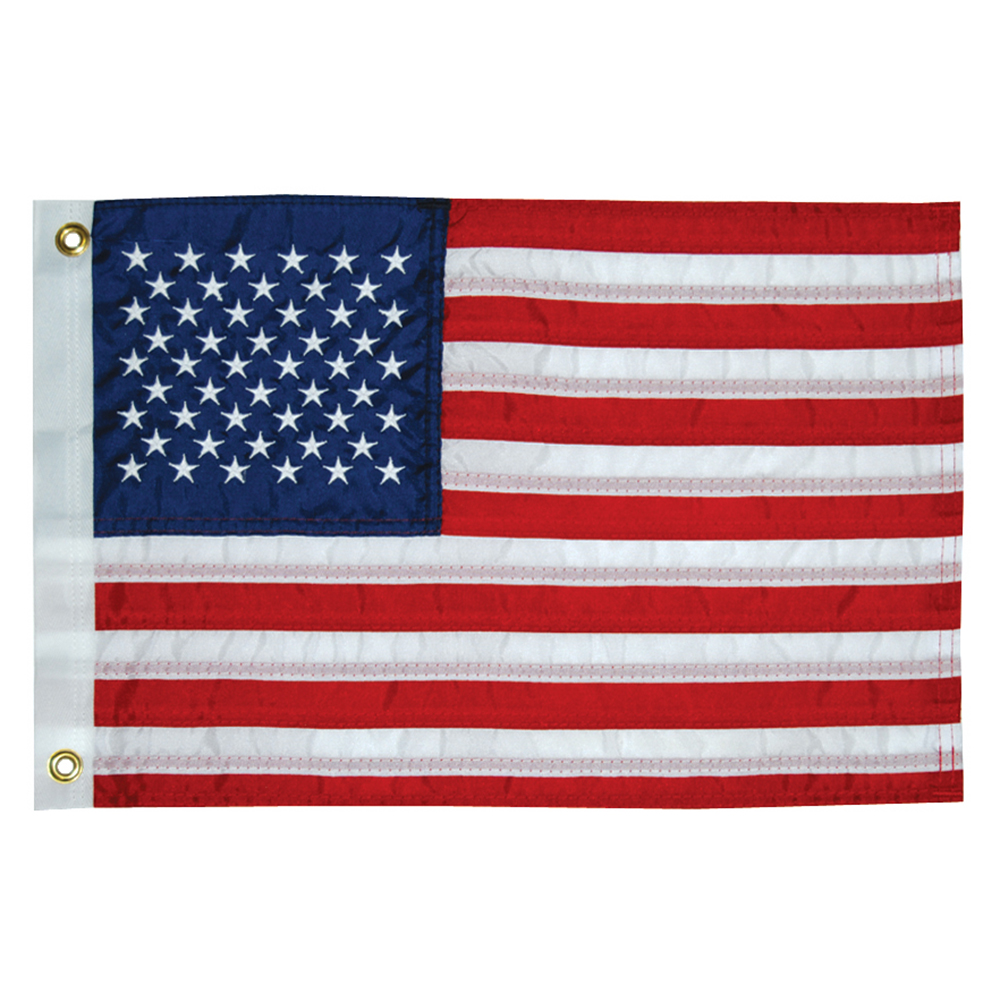 Taylor Made Products 93254 Code #8 Flag 12 x 18-Inch