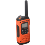 2-Way Radio, 1-Pack, 35Mi., Orange