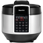Starfrit Pressure Cooker, 8 Liter, Electric - 024600-002-0000