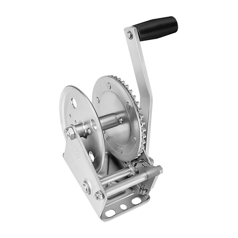 Fulton 1300lb Single Speed Winch - Strap Not Included - 142103