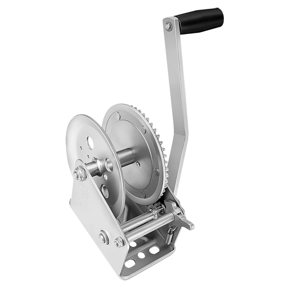 Fulton 1800 lbs. Single Speed Winch - Strap Not Included - 142300