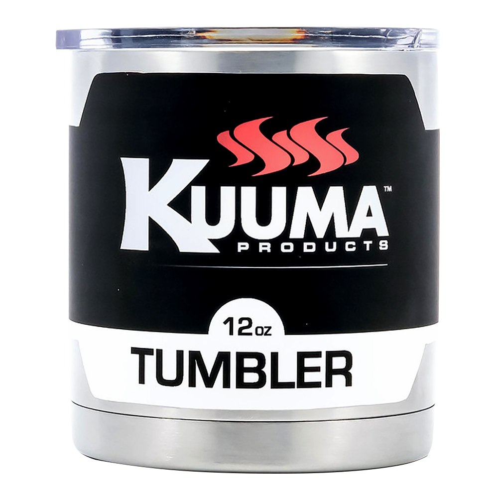 Kuuma 12oz Stainless Steel Tumbler with Lid - 58420