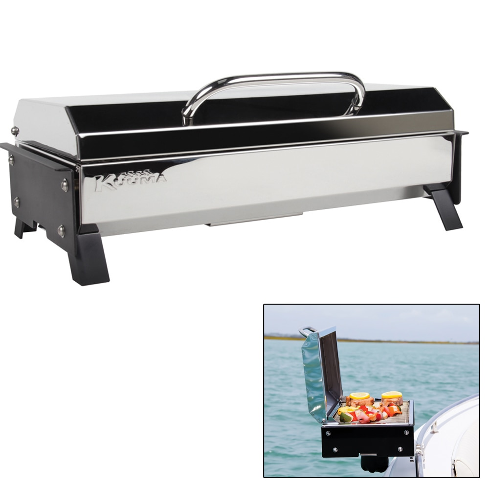 Kuuma Profile 150 Gas Grill - 9,000BTU with Regulator - 58121