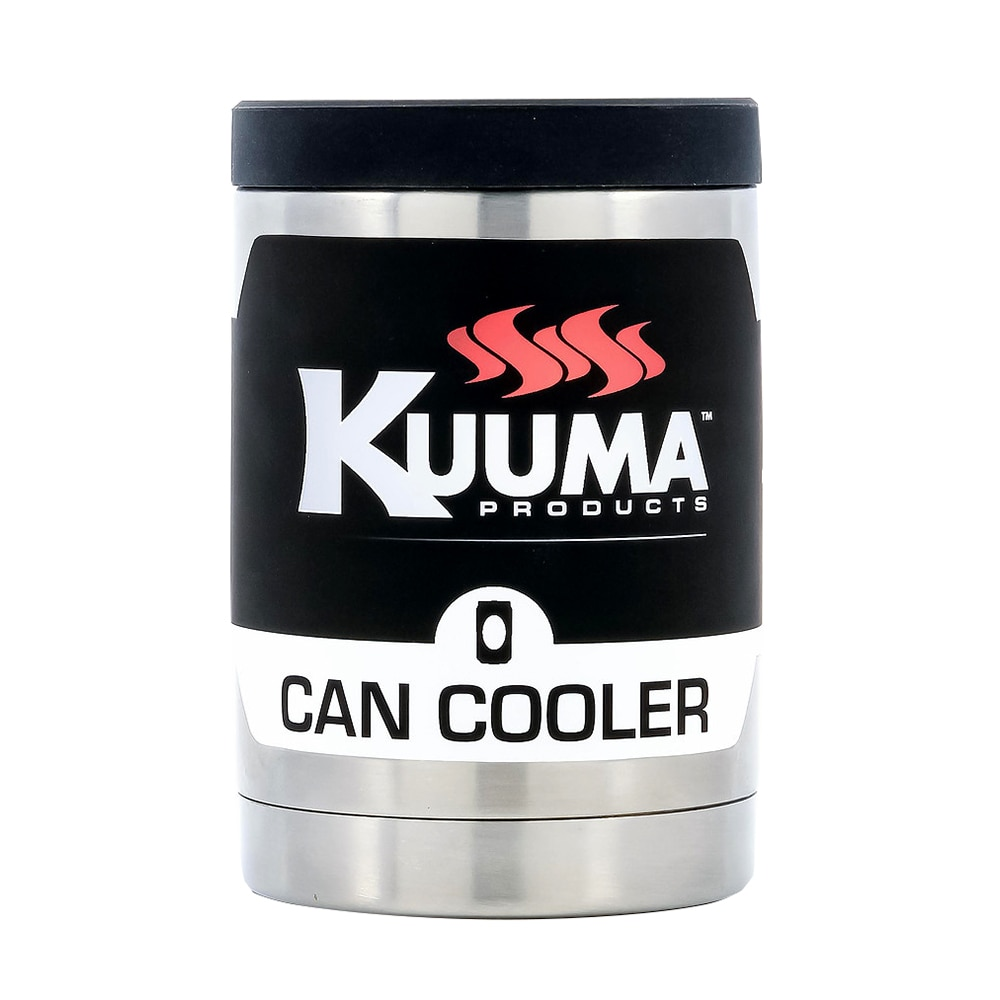 Kuuma Stainless Steel Can Cooler for 12oz Cans - 58423