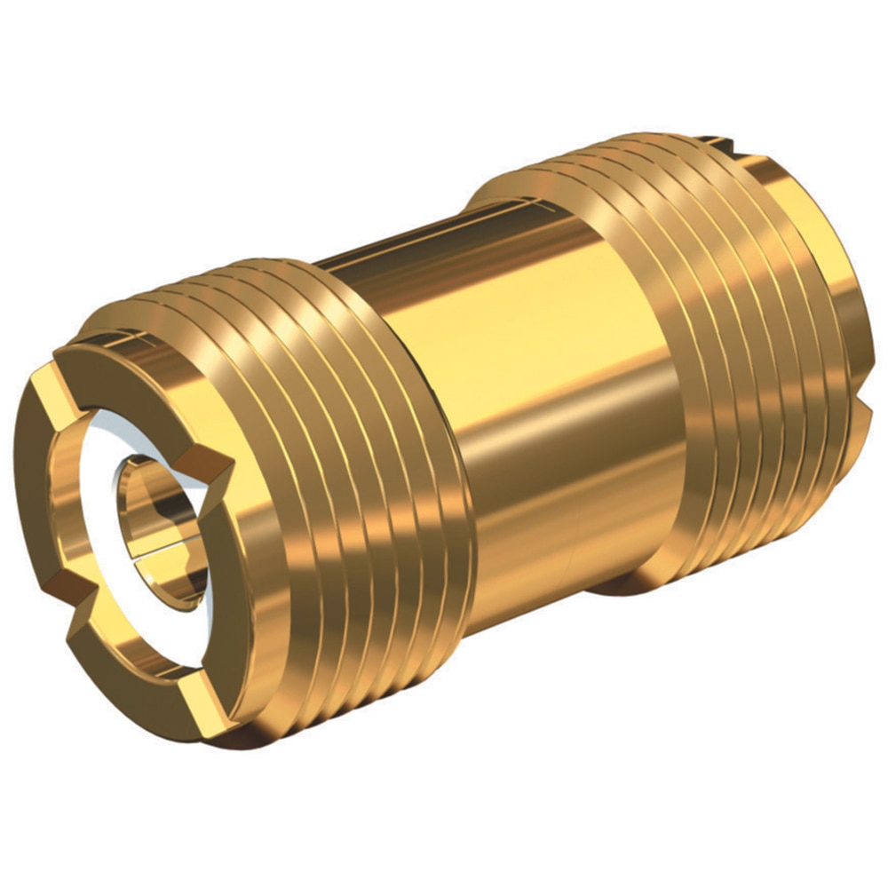 Shakespeare PL-258-G Barrel Connector - PL-258-G