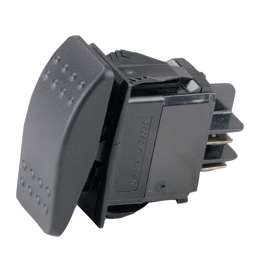 Marinco Sealed Rocker Switch - DPST - On-Off - 554030