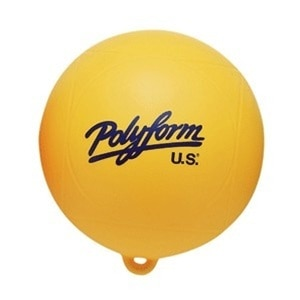 Polyform Water Ski Slalom Buoy - Yellow - WS-1-YELLOW
