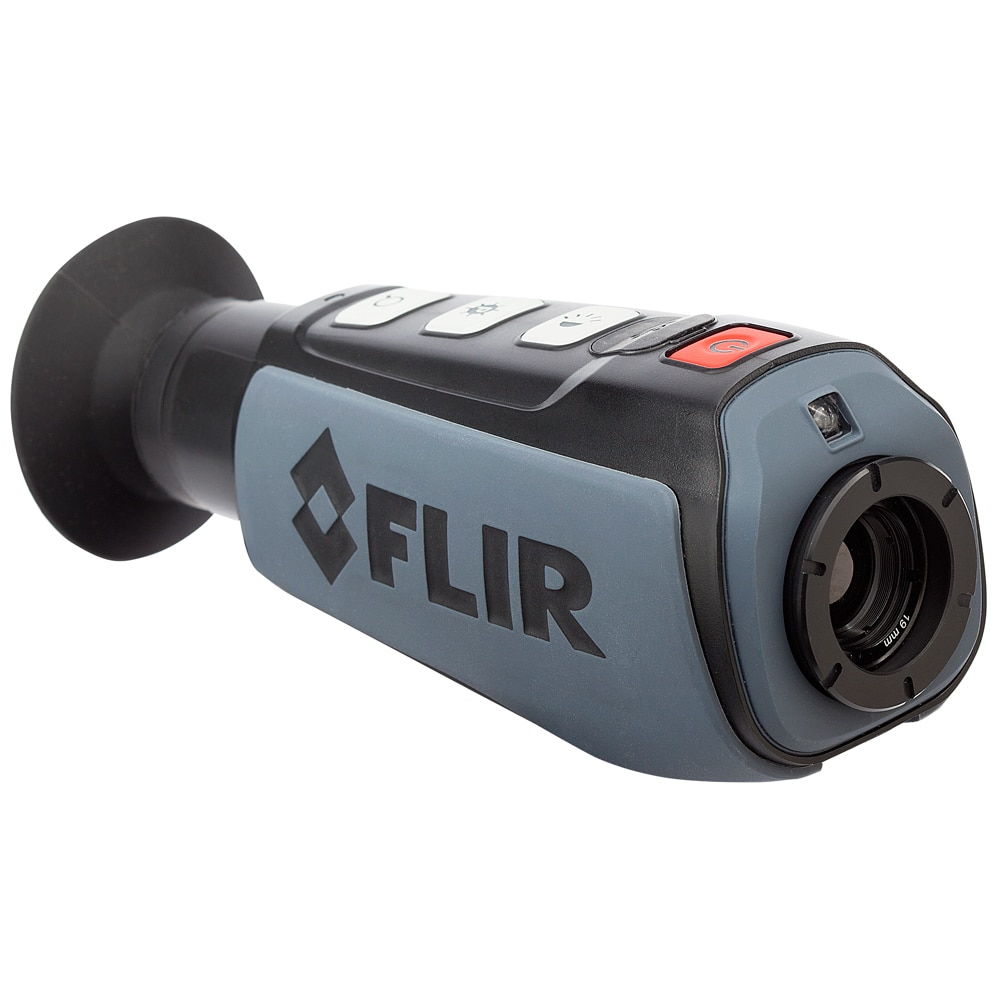 FLIR Ocean Scout 320 NTSC 320 x 240 Handheld Thermal Night Vision Camera - Black - 432-0009-22-00S