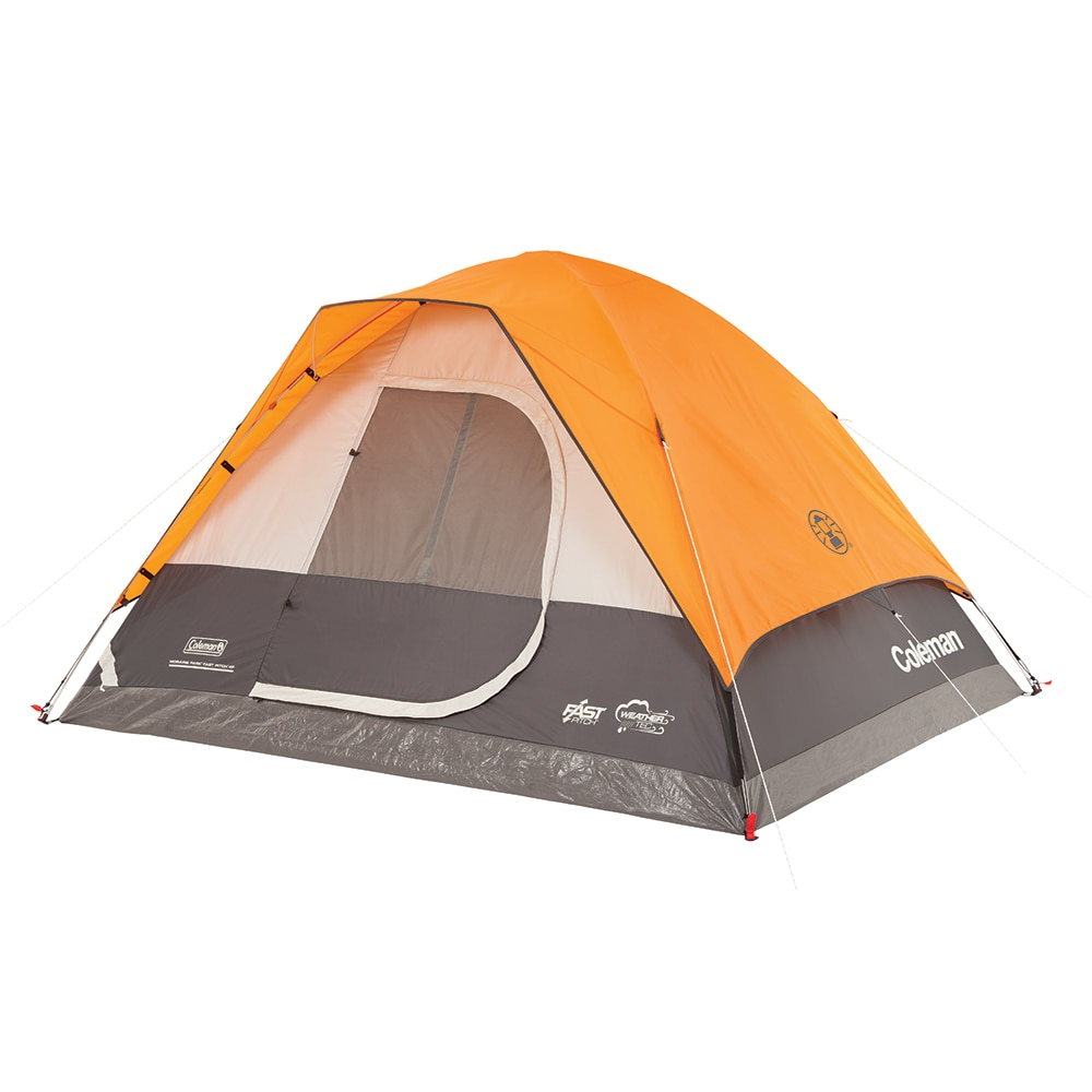 Coleman Moraine Park Fast Pitch 6-Person Dome Tent - 2000018087