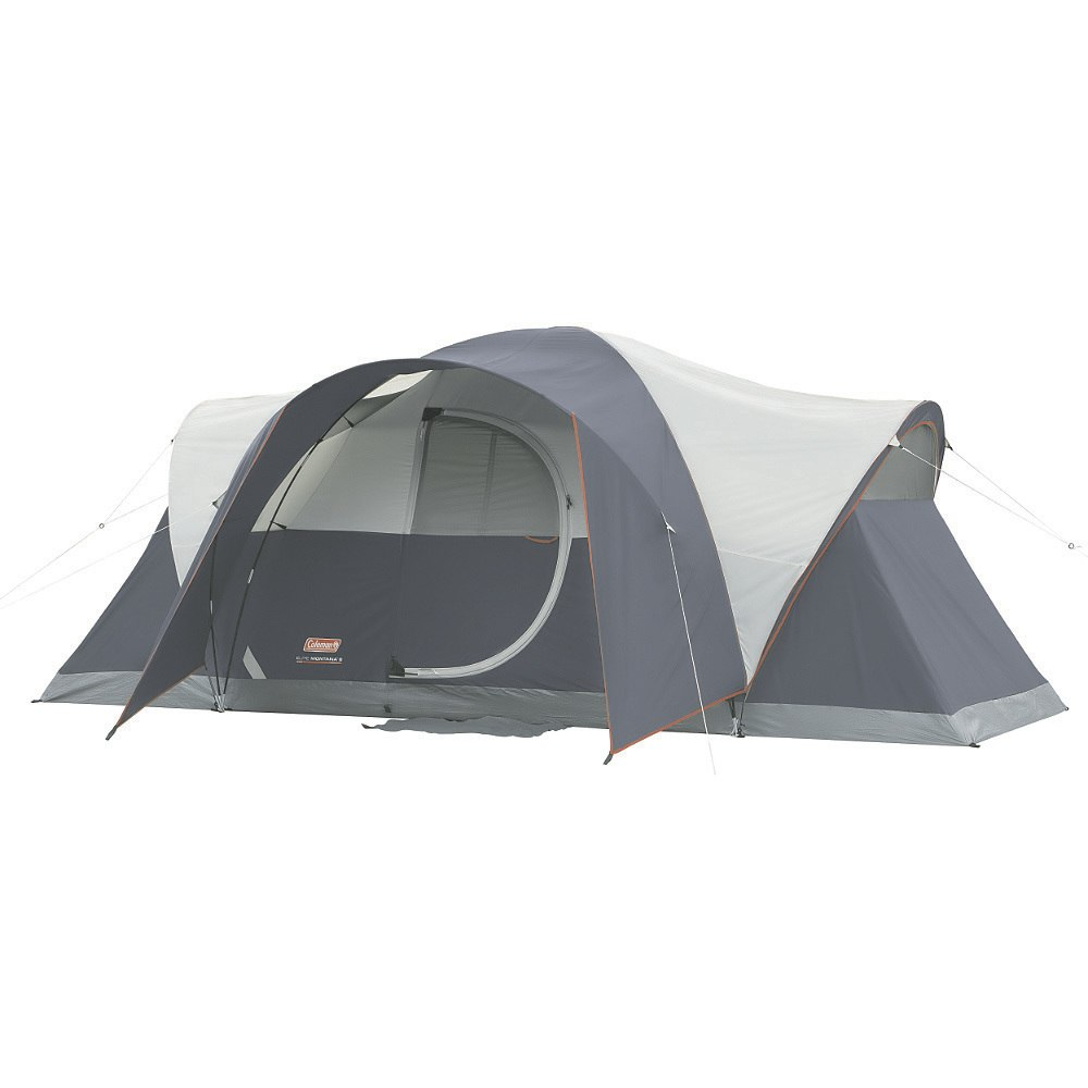 Coleman Elite Montana 8 Tent with LED - 16' x 7' - 2000027943