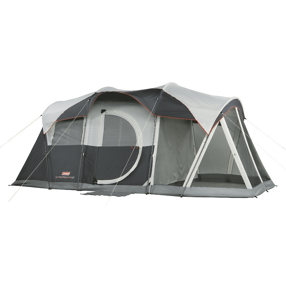 Coleman Elite WeatherMaster 6 - Screened Tent - 17' x 9' - 2000027947
