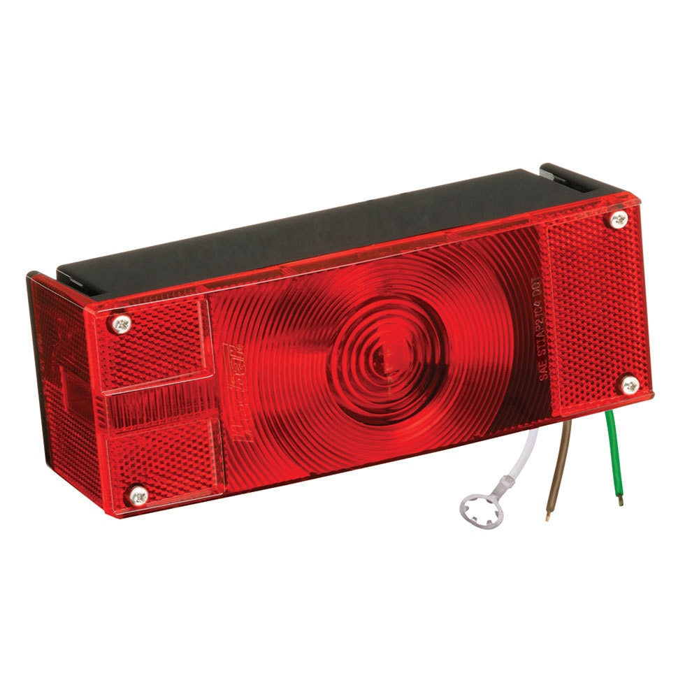 Wesbar Low Profile 8 Function Left-Roadside Trailer Light >80
