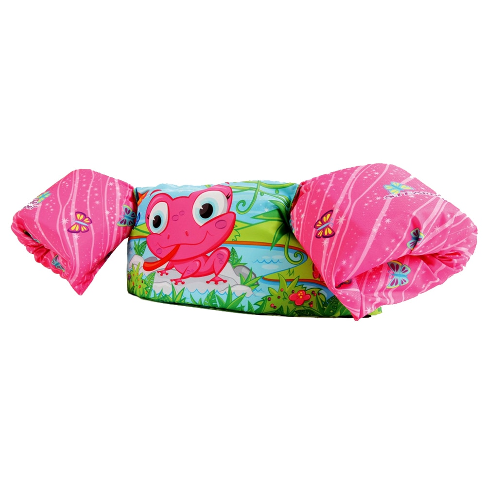 Stearns Puddle Jumper Deluxe - Pink Frog - 3000004729