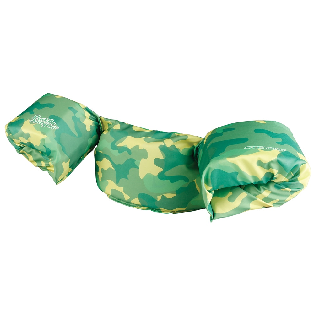 Stearns Puddle Jumper Maui Series - Camo Green - 3000004635