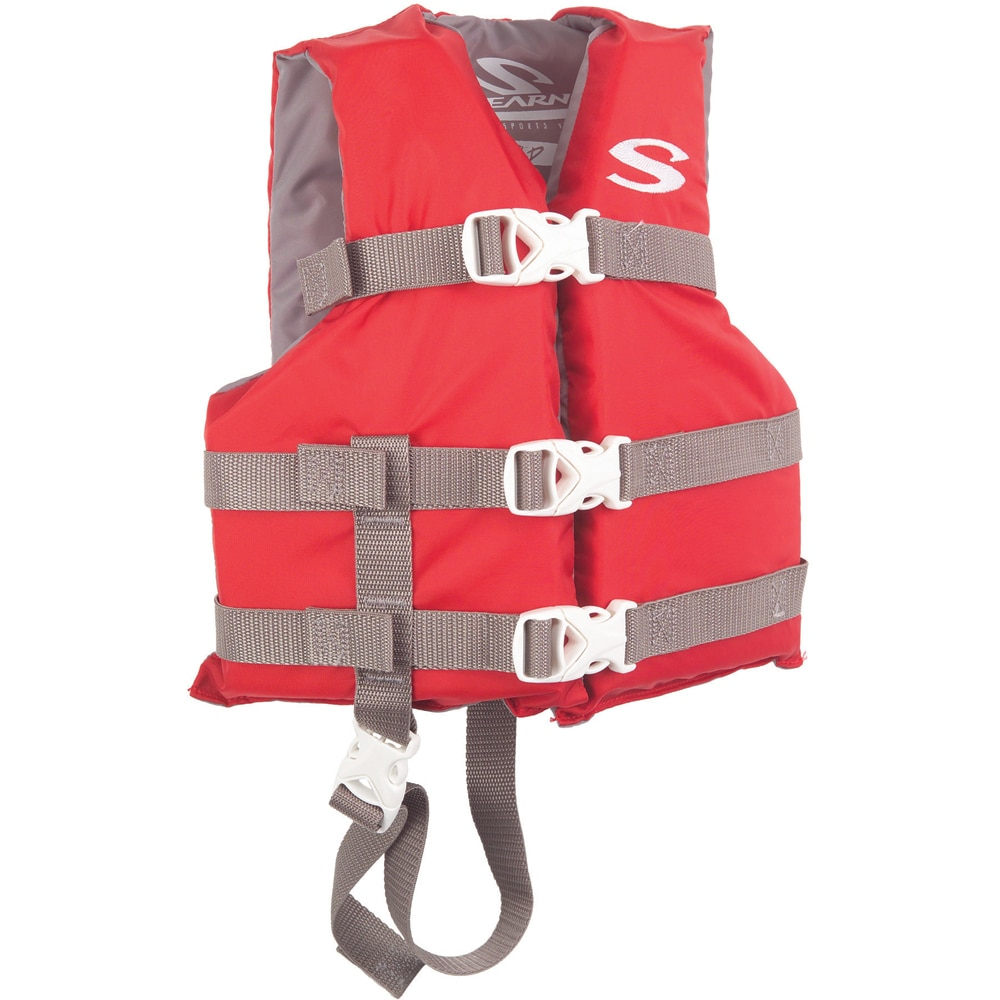 Stearns Classic Series Child Life Vest - 30-50lbs - Red - 3000004470