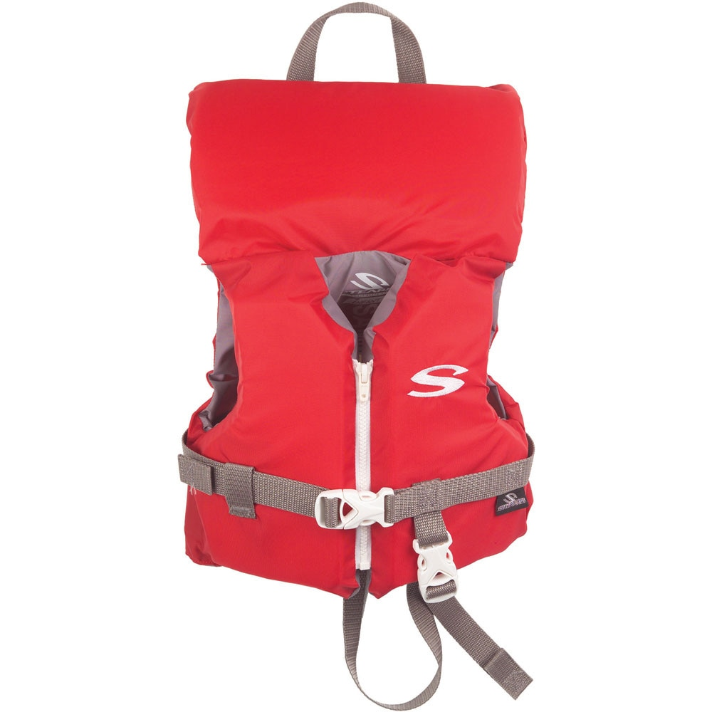 Stearns Classic Infant Life Vest - Up to 30lbs - Red - 3000004468