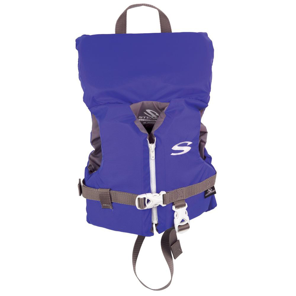 Stearns Classic Infant Life Vest - Up to 30lbs - Blue - 3000004469