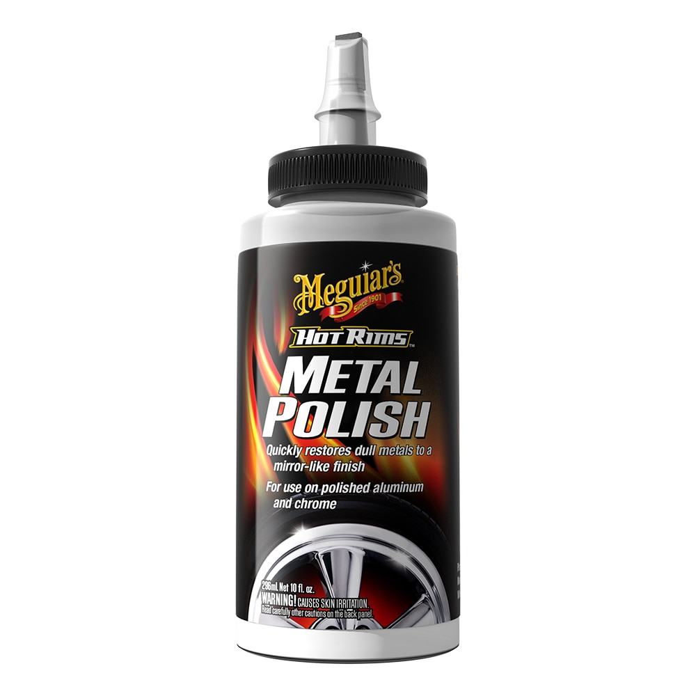 Meguiar's Hot Rims Metal Polish - G4510