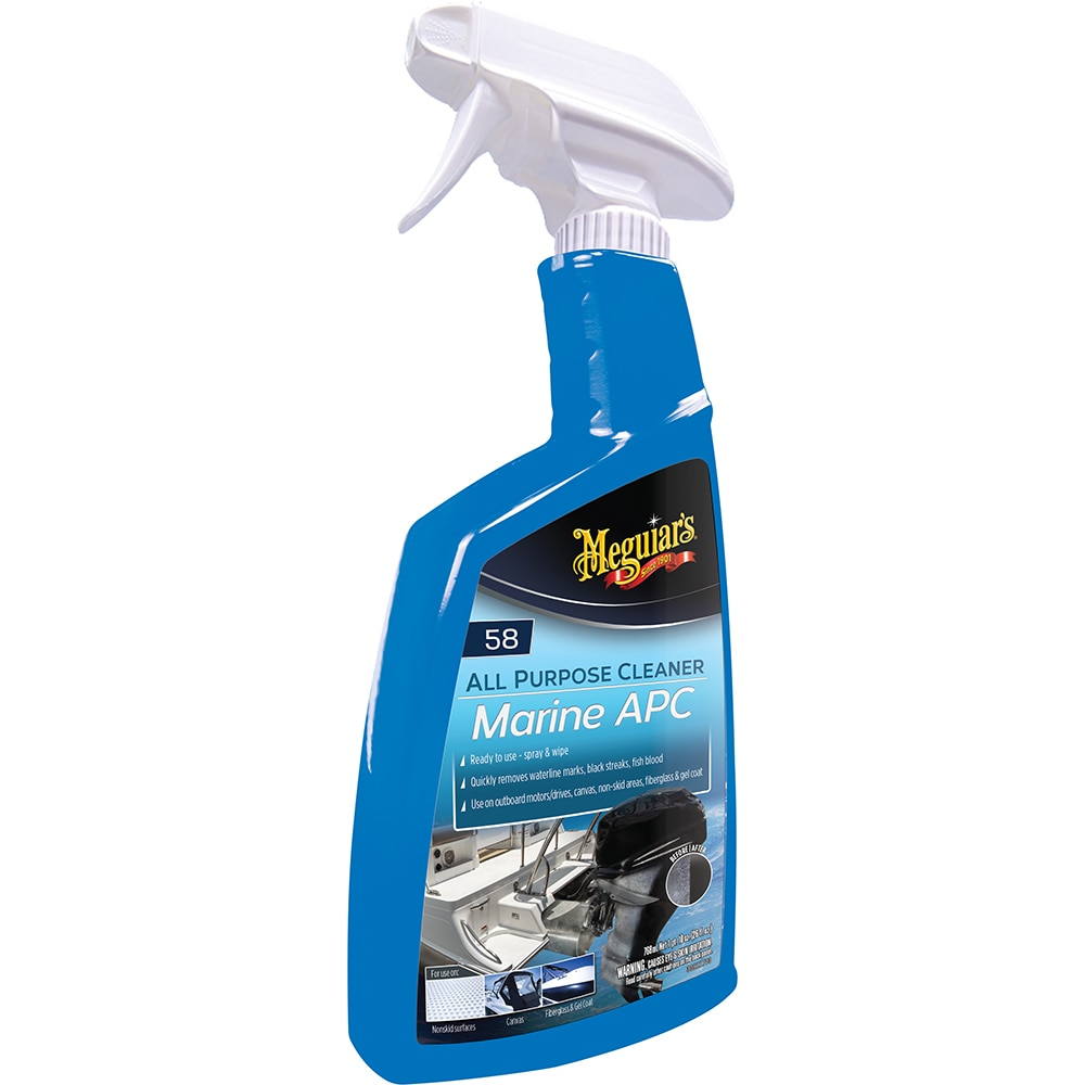 Meguiar's #58 Marine All Purpose Cleaner - M5826