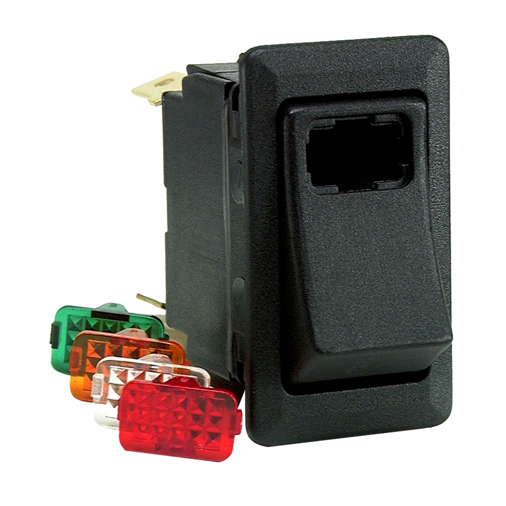 Cole Hersee Rocker Switch Mounting Kit 87167-01BP