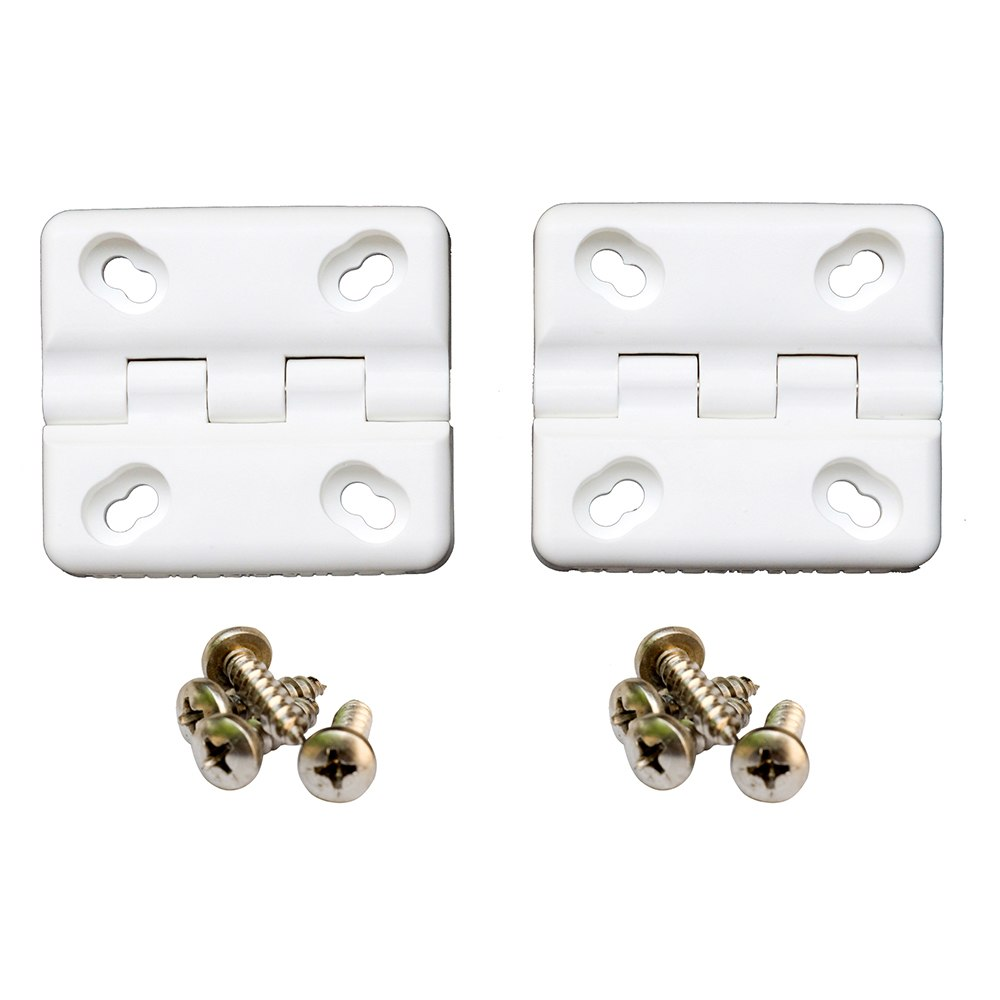 Cooler Shield Replacement Hinge f/Coleman & Rubbermaid Coolers - 2 Pack - CA76312