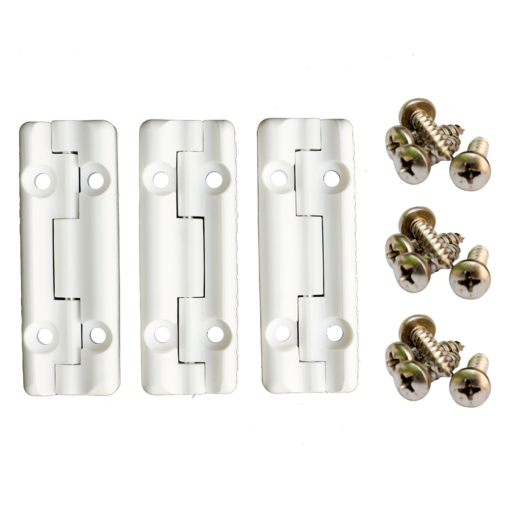 Cooler Shield Replacement Hinge For Igloo Coolers - 3 Pack - CA76311