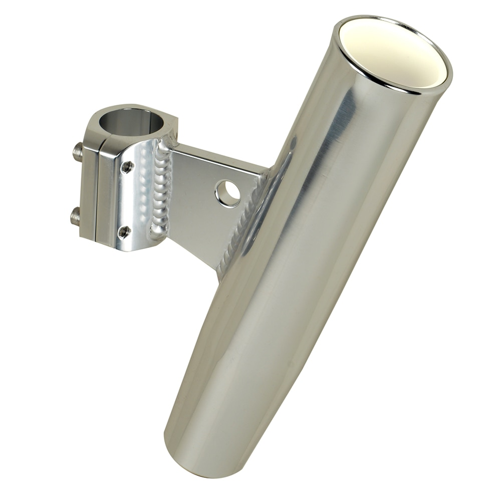 C.E. Smith Aluminum Clamp-On Rod Holder - Vertical - 1.66