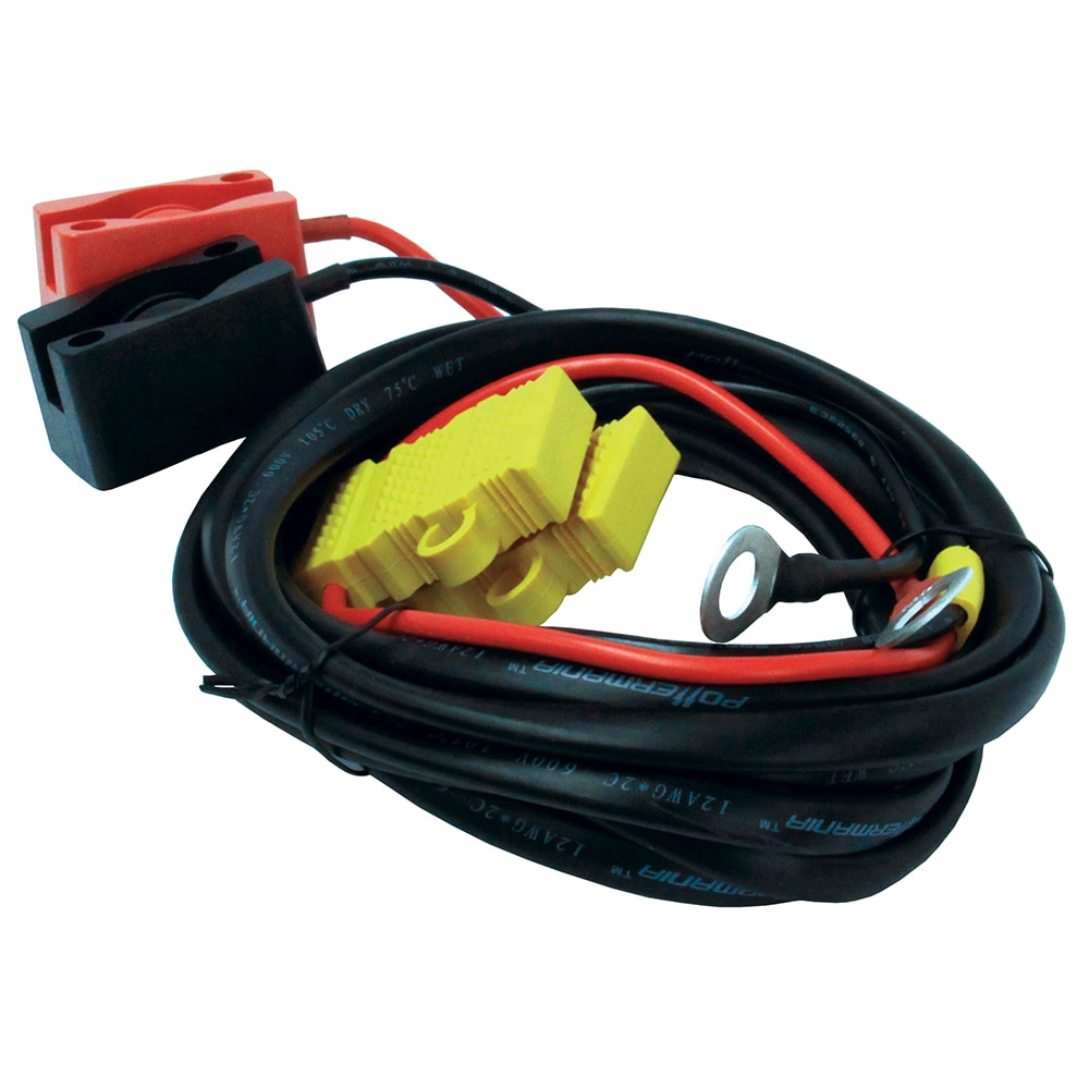 Powermania 10' DC Extension Cable - 10522