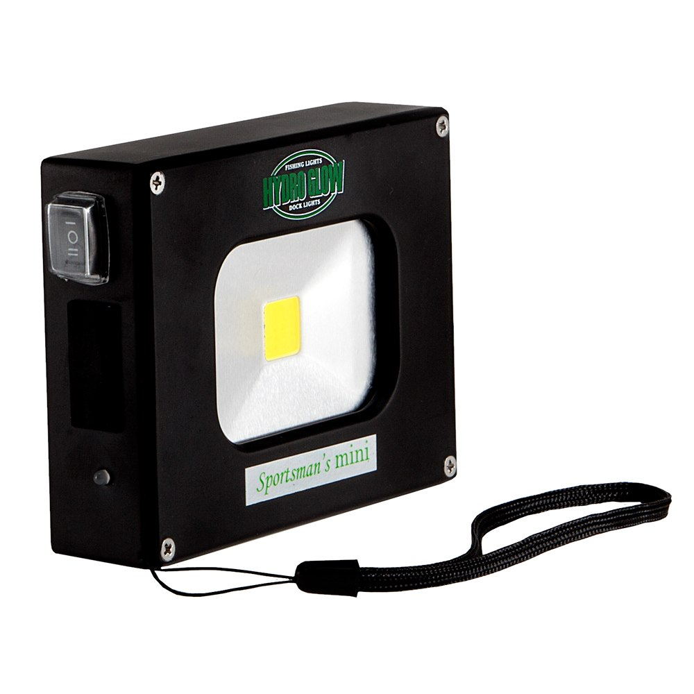 Hydro Glow SMl0 10W Personal Flood Light - USB Rechargeable - SM10