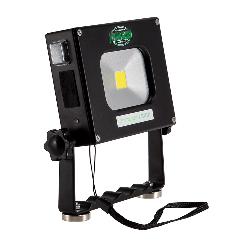 Hydro Glow SM10+ 10W Personal Flood Light w/Handle - USB Rechargeable - SM10+