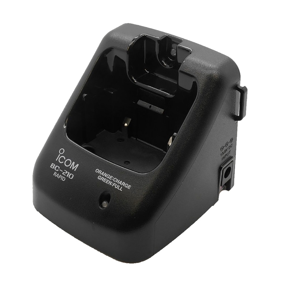 Icom Rapid Charger f/BP-245N - Includes AC Adapter - BC210