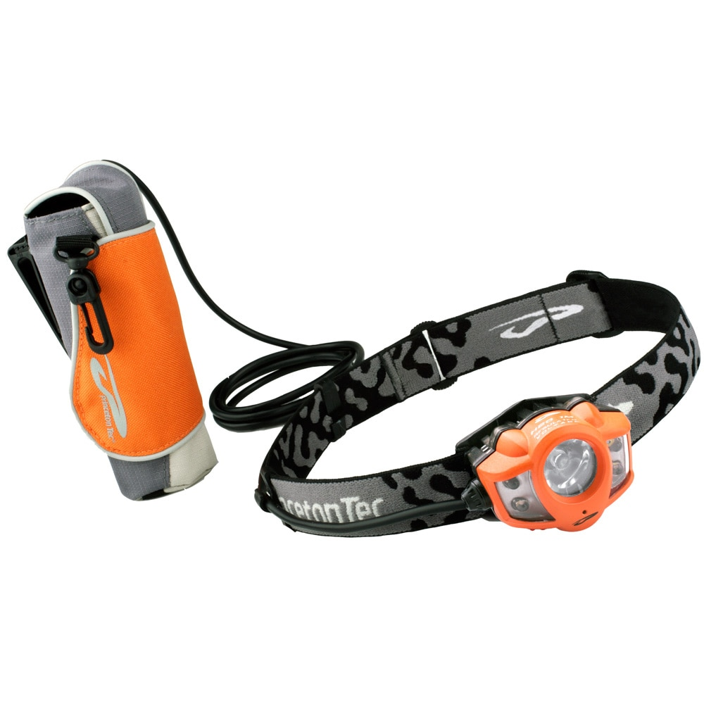 Princeton Tec Apex Extreme 350 Lumen LED Headlamp - Orange - APX16-EXT
