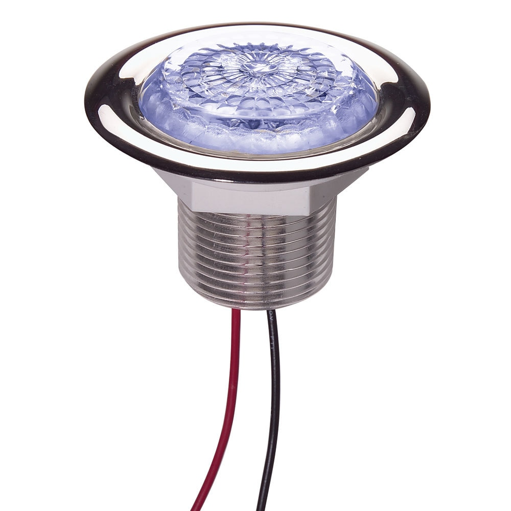 Innovative Lighting 3 LED Starr Light Recess Mount - Blue - 012-2500-7