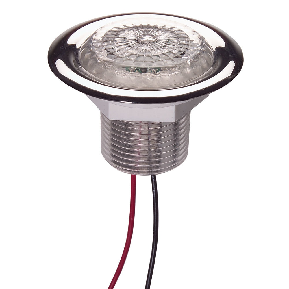 Innovative Lighting 3 LED Starr Light Recess Mount - White - 012-5500-7