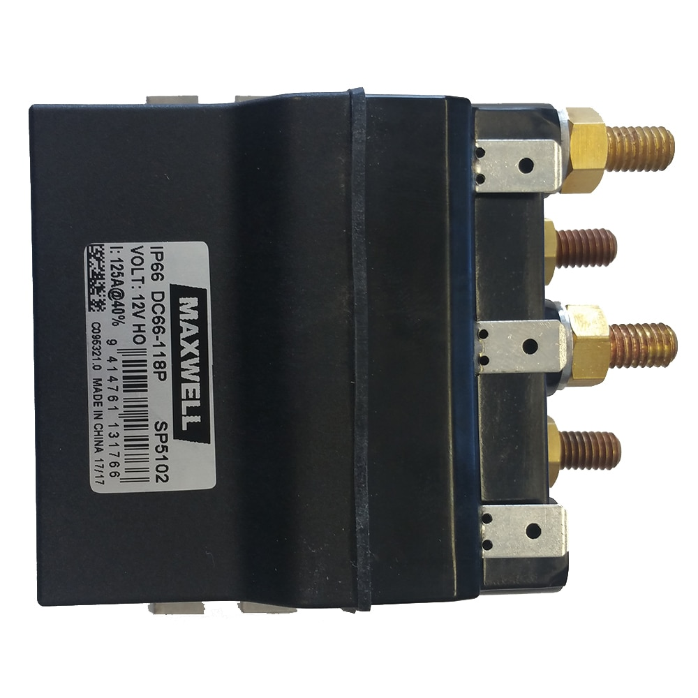 Maxwell PM Solenoid Pack - 12V - SP5102