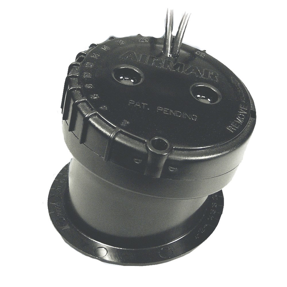 Navico XSONIC P79 Adjustable 200/50kHz Plastic In-Hull Transducer - 9-Pin - 000-13942-001