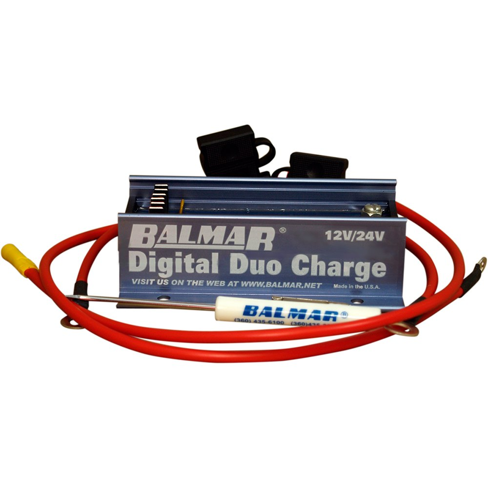 Balmar Digital Duo Charge - 12/24V - DDC-12/24