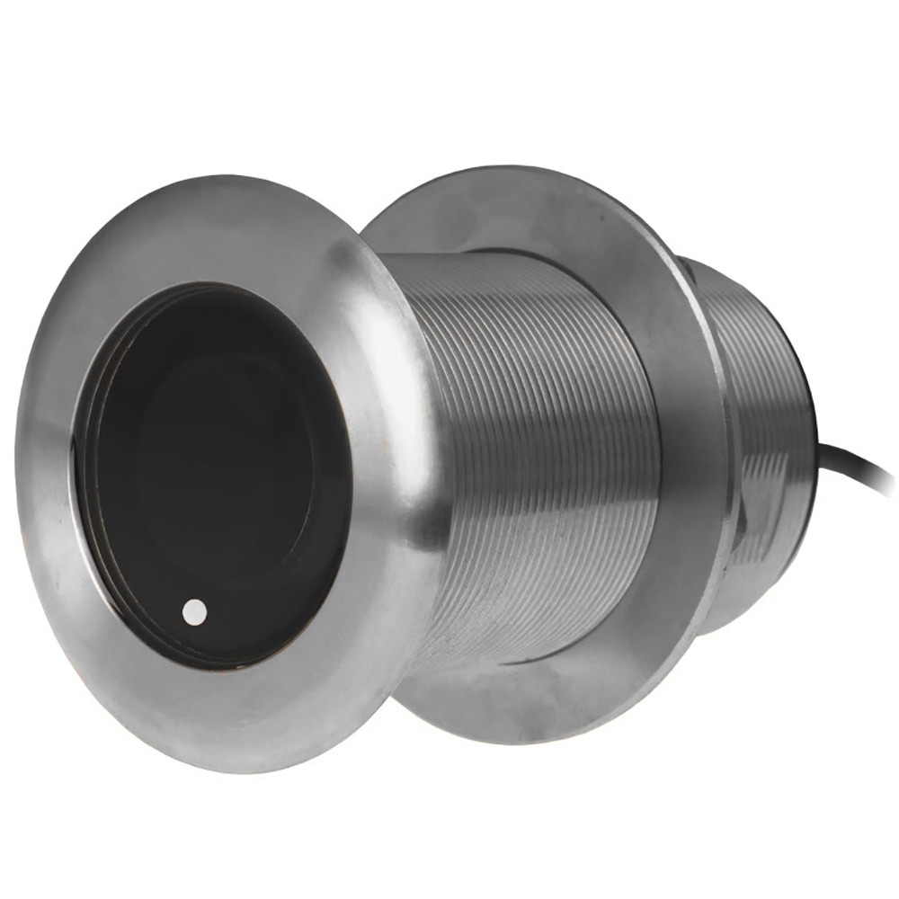 Navico XSONIC SS75M Stainless Steel Thru-Hull Medium CHIRP Transducer - 12° Element - 9-Pin - 000-13909-001
