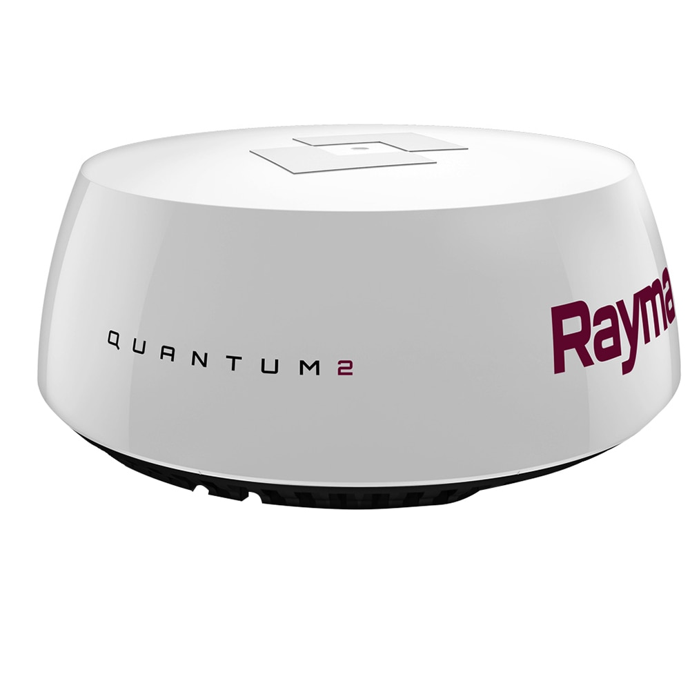Raymarine Quantum 2 Q24D Radar Doppler with 15m Power & Data Cables - T70417