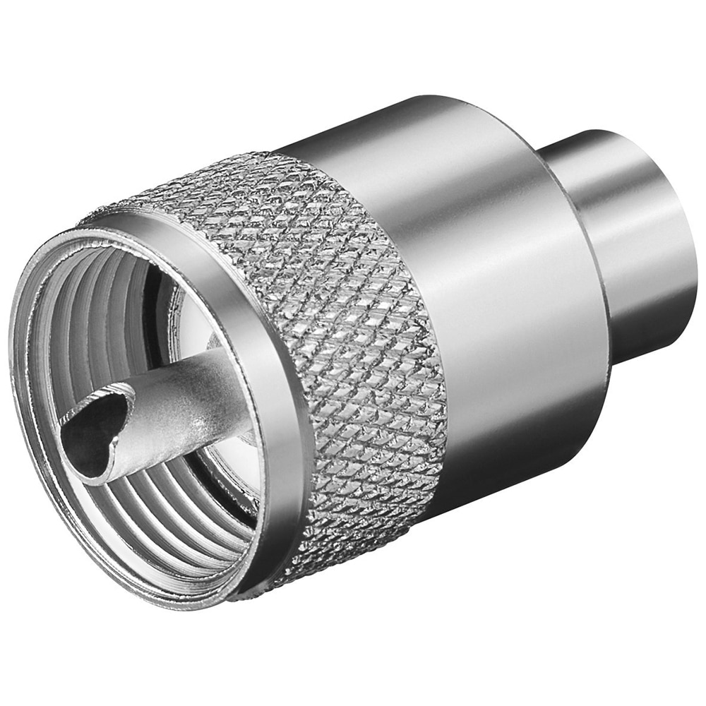 Glomex PL259 Male Connector for RG58 C/U Coax Cable - SGVPL259