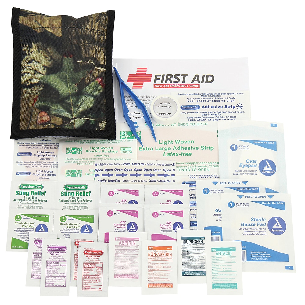 Orion Wilderness Basic First Aid Kit - 775