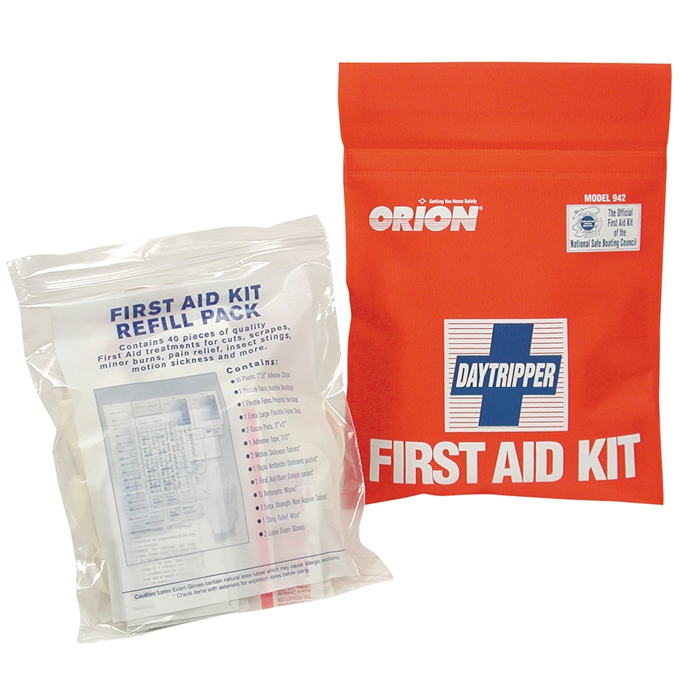 Orion Daytripper First Aid Kit - Soft Case - 942