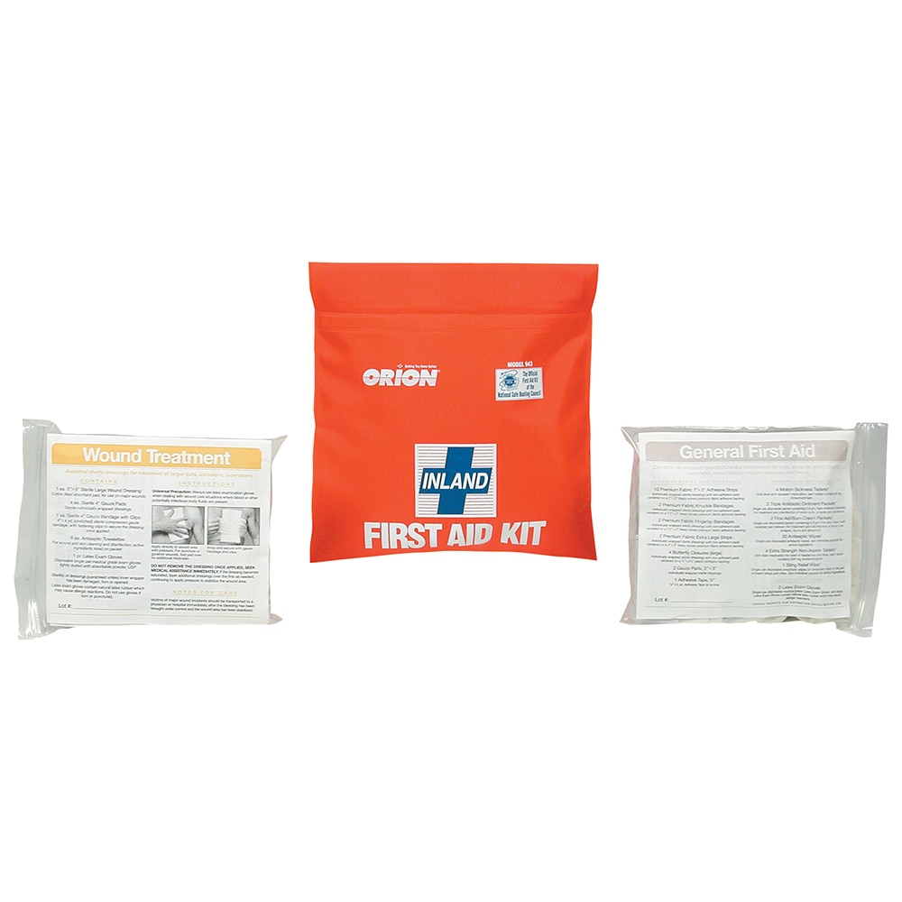 Orion Inland First Aid Kit - Soft Case - 943