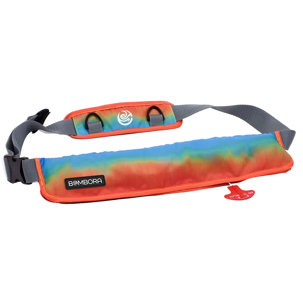 Bombora Inflatable Belt Pack Fade Out Collection - Sunrise - B0103