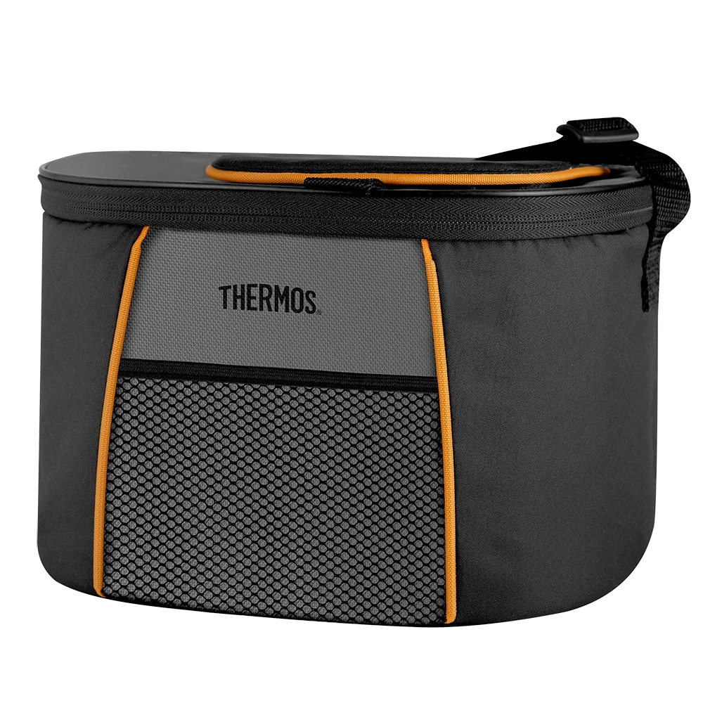 Thermos Element5 6-Can Cooler - Black/Gray - C63006006
