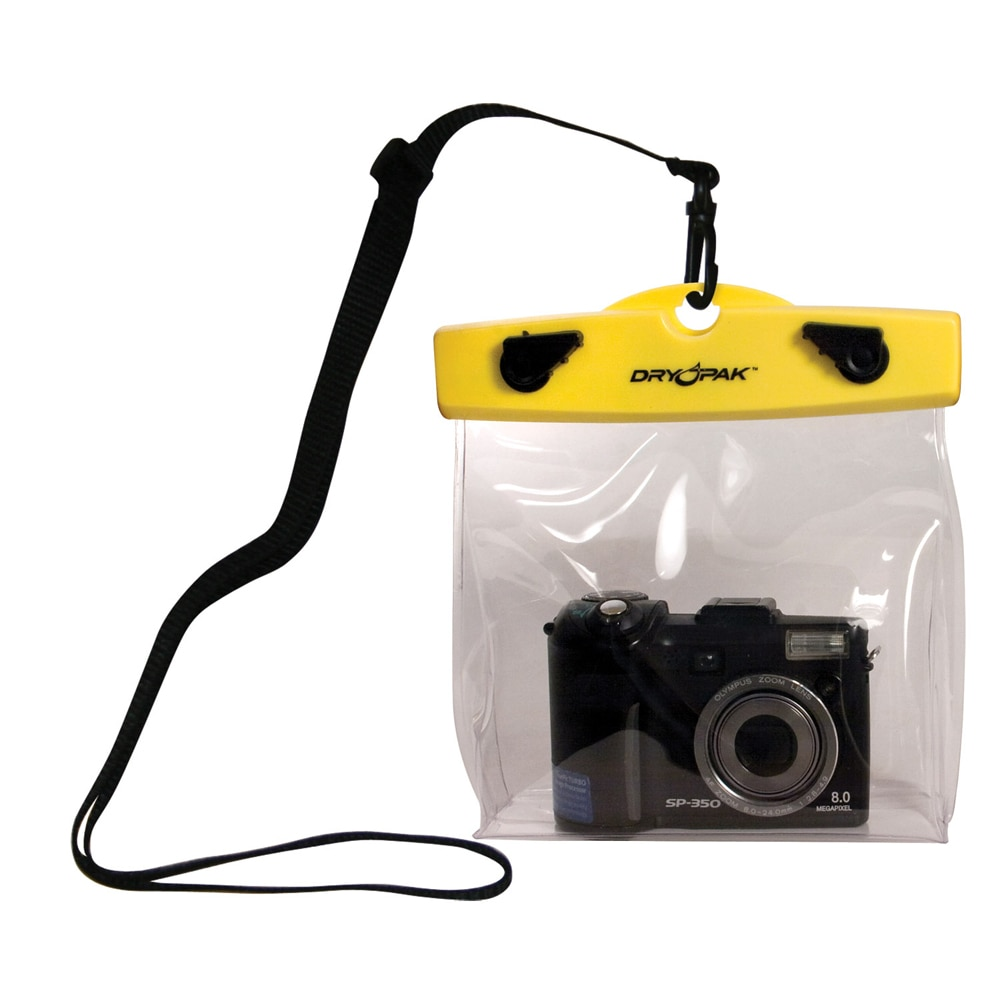 Dry Pak Camera Case Clear - 6