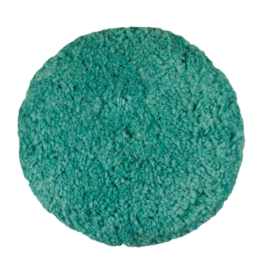 Presta Rotary Blended Wool Buffing Pad - Green Light Cut/Polish - 890143