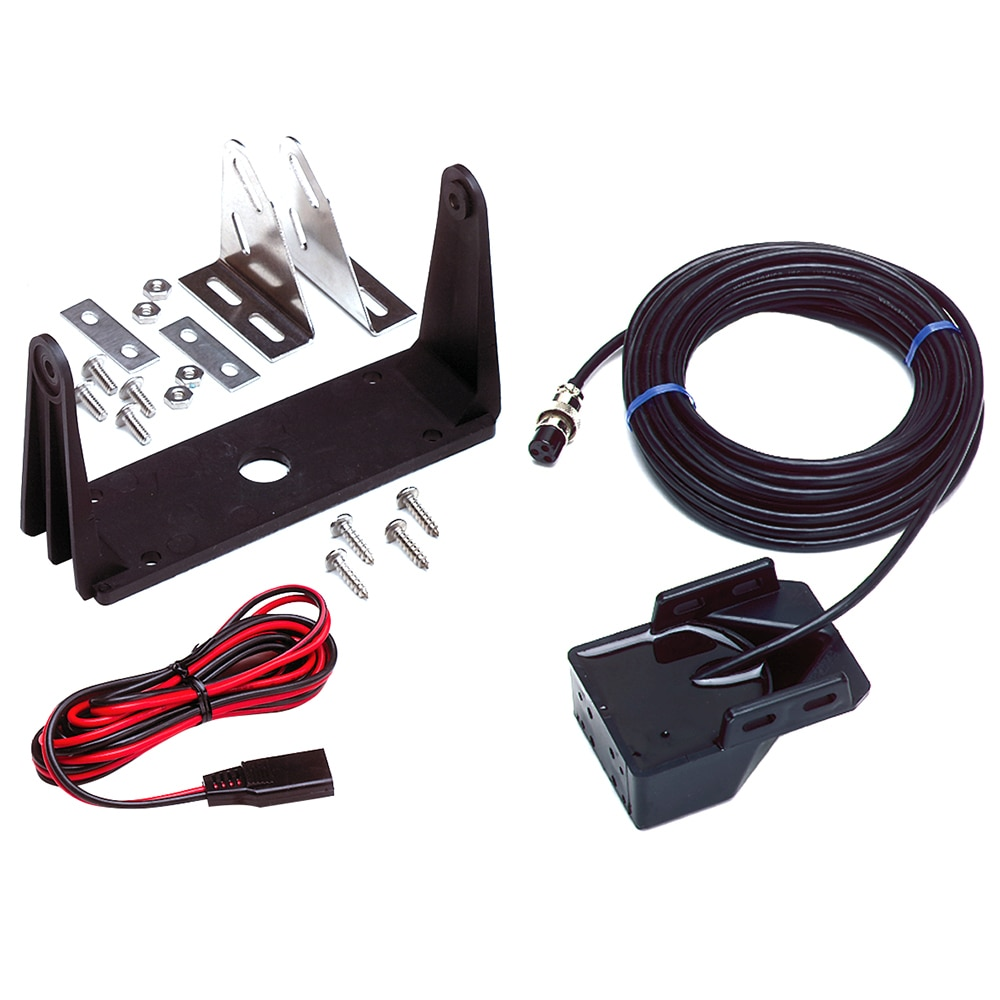 Vexilar Open Water Conversion Kit w/12 degree High Speed Transducer Summer Kit for FL-8 & 18 Flashers - TK-184