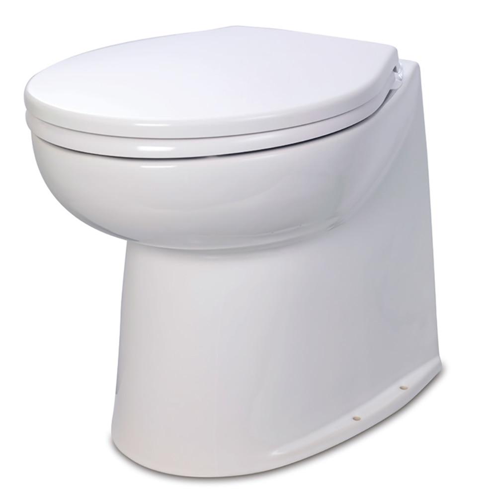 Jabsco Deluxe Flush 14 Quot Straight Back 24v Electric Toilet