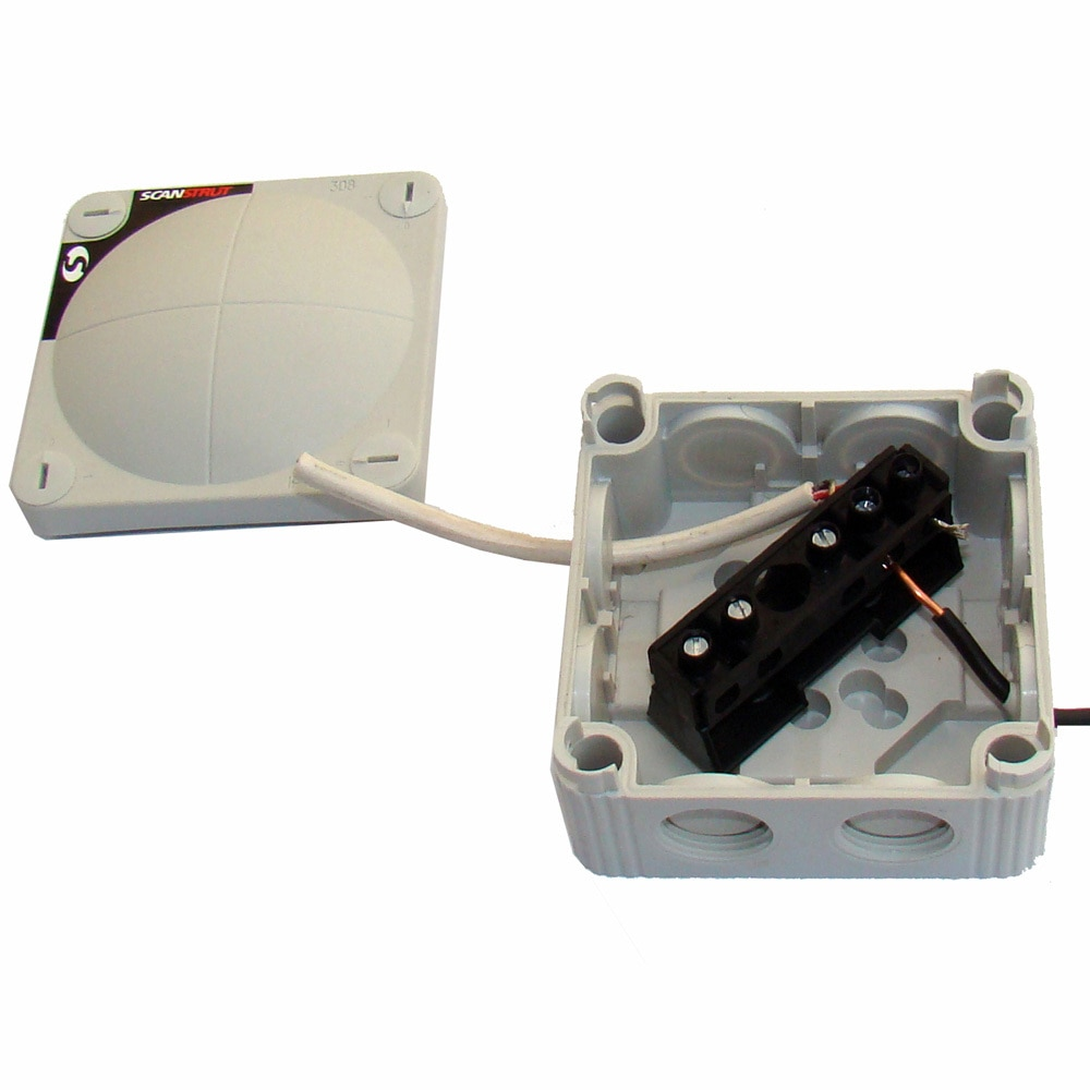 Scanstrut Standard Junction Box - IP66 - 5 Screw Terminals - SB-8-5
